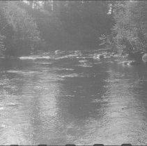 "Image of 4586 - Bonnechere River ""rock garden"", near Crooked Chute"