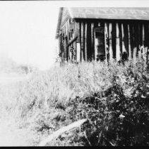 Image of 1929 - Fish lab. staff headquarters.
