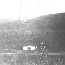 Image of 46 - Canoe Lake Station, summer 1917.