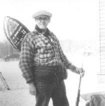 Image of 64 - Chief Ranger, Mark Robinson at Brent Station.