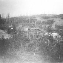 Image of 124 - Opeongo Forks, looking south.