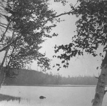 Image of 140 - Burnt Lake from Fauquier's headquarters.