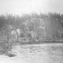 Image of 158 - Perley Rock, Rock Lake.