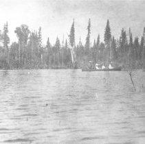 Image of 180 - A Sunday canoe trip from Joe Lake to Burnt Island Lake.
