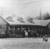 Image of 1976.5.1 - Camp Arowhon, Tepee Lake.
