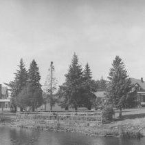 Image of 230 - Park Headquarters, Cache Lake.