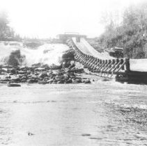 Image of 1938 - Log Flume, Petawawa River
