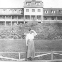 Image of 240 - Mrs. H.J. Hancock at the Highland Inn