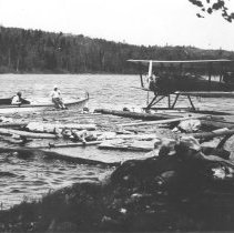 Image of 321 - Aircraft from Lake Opeongo.