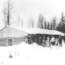 Image of 323 - Settlers cabin
