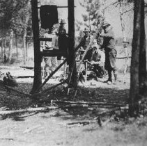 Image of 350 - Campsite at Sunnyside, Opeongo Lake.