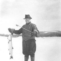 Image of 428 - Lake of Two Rivers, Jan. 1925.