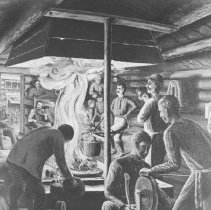 Image of 439 - Life in a Camboose Camp.