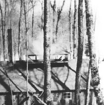 Image of Sugaring off shed.