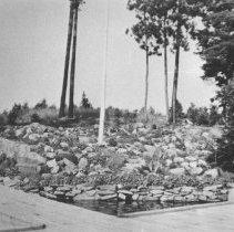 Image of 491 - Rock garden at Nominigan.