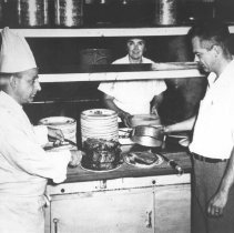 Image of 523 - Highland Inn kitchen