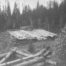 Image of 527 - Abandoned Camboose Camp, 1896.