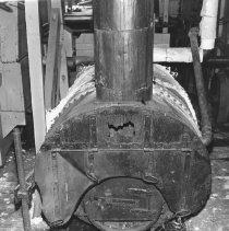 """Image of 644 - Engine room boiler in Alligator """"William M"""""""