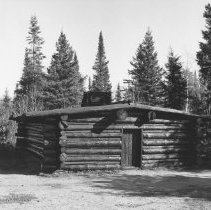 Image of 654 - Camboose Cabin, bunkhouse for early lumbermen
