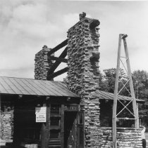 Image of 790 - Office at West Gate, 1960.