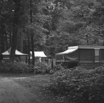 Image of 807 - Campsite at Canisbay Campground Algonquin Park.
