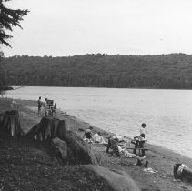 Image of 1963 - Canisbay Campgrounds, 1963.