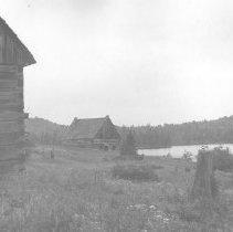 Image of 989 - Staffhouse, Barnet Depot, Aug., 1959.