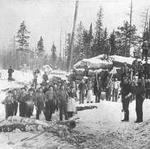 Image of 1039 - Logging Camp
