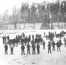 Image of 1041 - Logging Camp