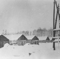 Image of 1065 - Lumber Camp, Bena Lake