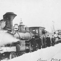 Image of 1906 - 14 - Diver, Y & N. O. Railway