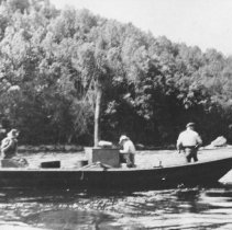 Image of 1116 - McArthur Mills Pointer Boat