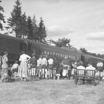 Image of 1161 - Camp Tanamakoon, at Cache Lake Station