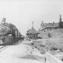 Image of 1162 - Algonquin Park Station, Cache Lake