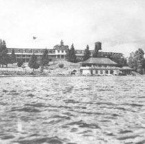 Image of 1973.2.7 - Highland Inn, Cache Lake