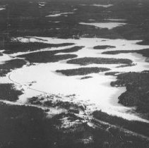 Image of 1181 - Aerial Photograph of Cache Lake