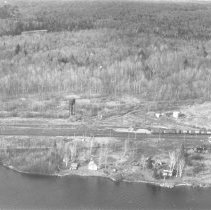 Image of November, 1972 - Aerial Photograph of Brent