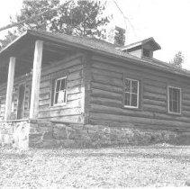 Image of November, 1972 - Natural Resources Cabin, Brent