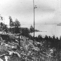 Image of 1249 - View of Rock Lake