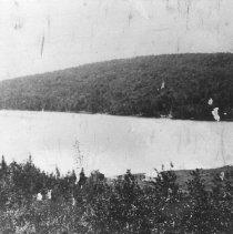 Image of 1250 - View of Rock Lake.