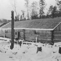 Image of 1291 - McRae Lumber Co. bunkhouse