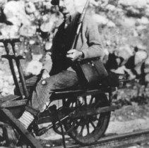 Image of 1329 - Albert Ranger, Park Ranger, Brent, 1913.