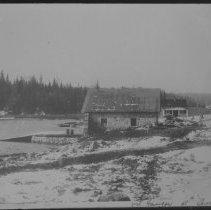 Image of 1933 - Plane Hangar, Cache Lake