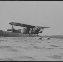 Image of 1931 - Plane - Green Lake (Happy Isle)