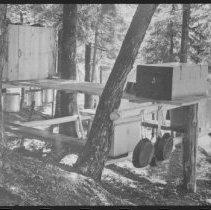 Image of 1434 - Robert G. Torrens' camp north of Bates' Island, Lake Opeongo.