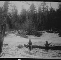 Image of 1448 - George B. Hayes party - South River to Rainy Lake via Cedar Lake and White Trout Lake - 1897.
