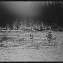 Image of 1450 - George B. Hayes party - South River to Rainy Lake via Cedar Lake and White Trout Lake.