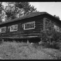 Image of 1488 - Ranger cabins - Brent - November 1972