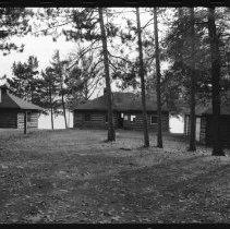 Image of 1490 - Ranger cabins - Brent - November 1972