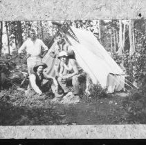 Image of 1499 - Our camp on Molly's Island.